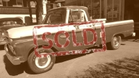 Ford F100 Uni-body mit 292 V8
