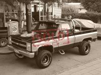 PROJEKT: Chevy K-10  Pick-Up 4x4