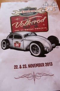 VOLKSROD - the 24h project